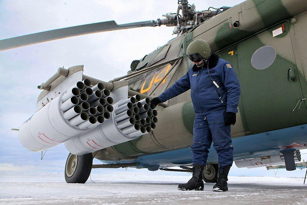 новые военные вертолеты